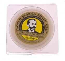 Col Conk Almond Shave Soap - small