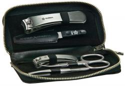Pfeilring 5 PC Manicure and Pedicue Set with Zippered Case