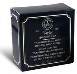Taylor of Old Bond Street Traditional Luxury 57g Shaving Soap Refill