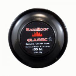 RazoRock Classic Shaving Cream Soap