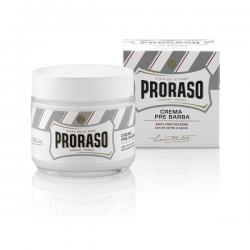 Proraso Pre - Post Shaving Cream Green Tea and Oat - for Sensitive Skin