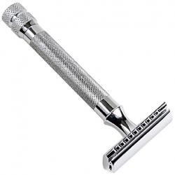Parker 91R Three Piece Double Edge Safety Razor