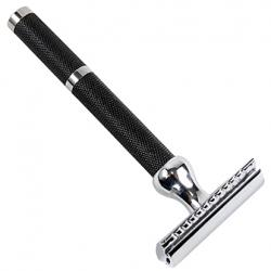 Parker 71R Three Piece Double Edge Safety Razor