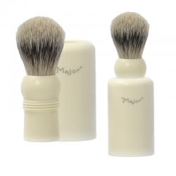 "Simpsons ""The Major"" Best Badger Travel Shaving Brush"