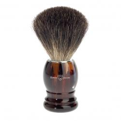 Edwin Jagger Best Bagder Shaving Brush - Imitaion Tortoise Shell Handle
