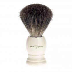 Edwin Jagger Best Bagder Shaving Brush - Imitaion Ivory Handle