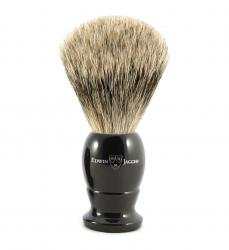 Edwin Jagger Handmade Best Badger English Shaving Brush - Faux Ebony