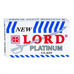 Lord Platinum Double Edge Razor Blades (5 blades)
