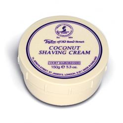 Taylor of Old Bond Street Traditional Shaving Cream - Coconut
