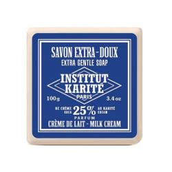 Institut Karite Paris Extra Gentle Cream Soap, Milk Cream