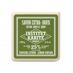 Institut Karite Paris Extra Gentle Cream Soap, Vervaine Lemon