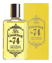 Taylor of Old Bond Street N0. 74 Victorian Lime Cologne