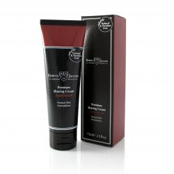 Edwin Jagger Sandalwood Shaving Cream, Parabens free - 75ml Tube
