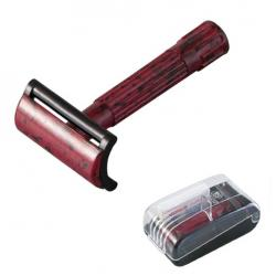 Merkur 45 Bakelite Double Edge Safety Razor with Case