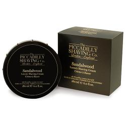 Piccadilly Shaving Company Sandalwood Shaving Cream Bowl