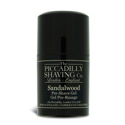 Piccadilly Shaving Company Sandalwood Pre-Shave Gel