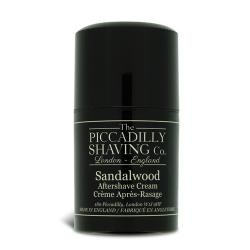 Piccadilly Shaving Company Sandalwood Aftershave Cream
