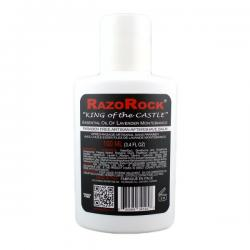 RazoRock King of the Castle Aftershave Balm - Essential Oil of Lavender Montebianco