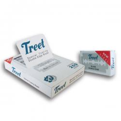 Treet New Steel Double Edge razor Blades (Pack of 10 Blades)