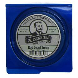 Col Conk NATURAL High Desert Breeze Shave Soap