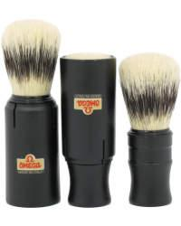 Omega Pure Bristle Travel Brush
