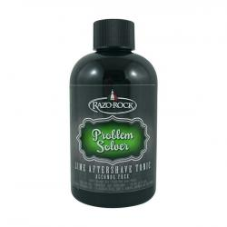 "RAZOROCK ""Problem Solver"" Lime Aftershave Tonic"