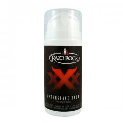 "RAZOROCK ""XXX"" Aftershave Balm - NEW Airless Bottle"