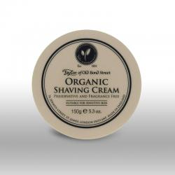 Taylor Of Old Bond Street Organic Shave Cream