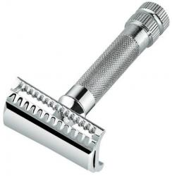 Merkur 37C Slant Bar Chrome Safety Razor
