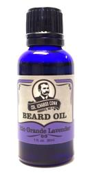 Col Conk Natural Beard Oil - Rio Grande Lavender