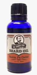 Col Conk Natural Beard Oil - Santa Fe Cedar