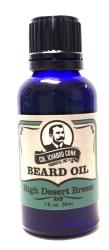 Col Conk Natural Beard Oil - High Desert Breeze