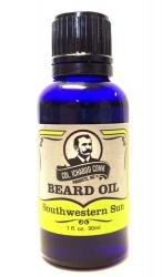Col Conk Natural Beard Oil - Southwestern Sun