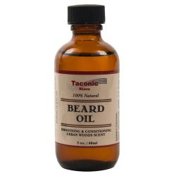 Taconic Urban Woods All-Natural Beard Oil