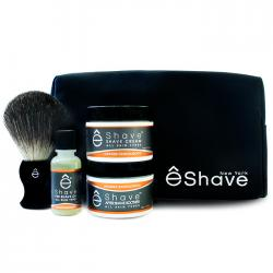 eShave Start Up Kit Gift Set - Orange Sandalwood