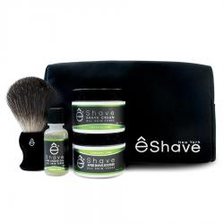 eShave Start Up Kit Gift Set - Verbena Lime