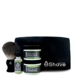 eShave Start Up Kit Gift Set - White Tea