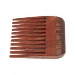 Stick A Comb In It Beard Comb - Cherry with Walnut Handle